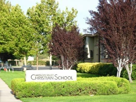 羚羊谷基督中学 Antelope Valley School