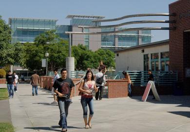 橘郡海岸学院 Orange Coast College