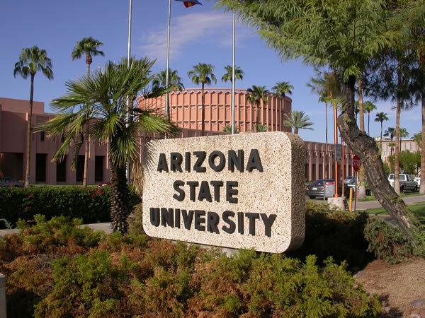 亚利桑那州立大学Arizona State University
