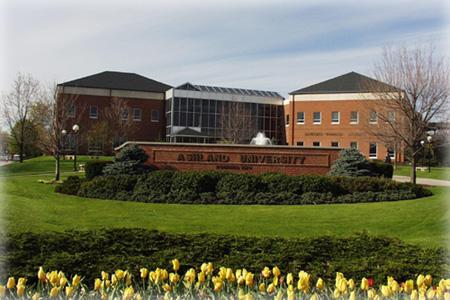阿什兰大学  Ashland University