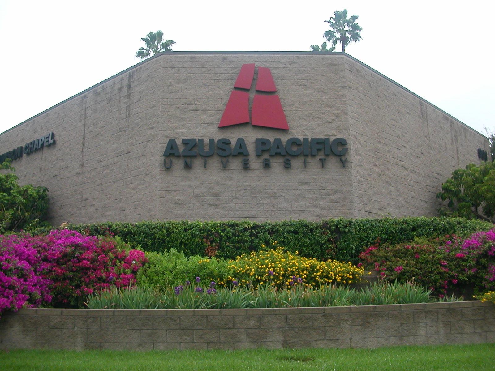 阿兹塞太平洋大学  Azusa Pacific University