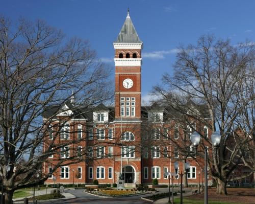 克莱姆森大学Clemson University
