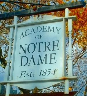 圣母中学 Academy of Notre Dame