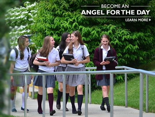 圣安琪女子学院Academy of the Holy Angels