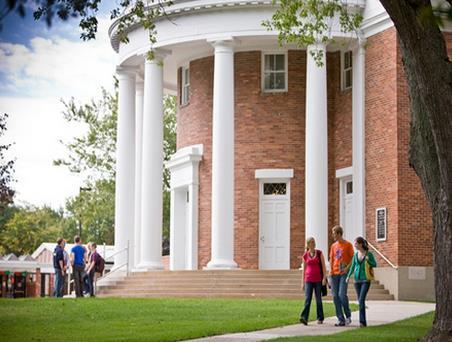 阿尔玛学院 Alma College